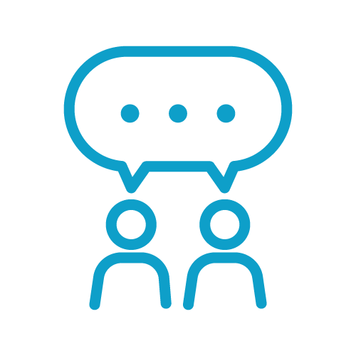 Communication - People talking